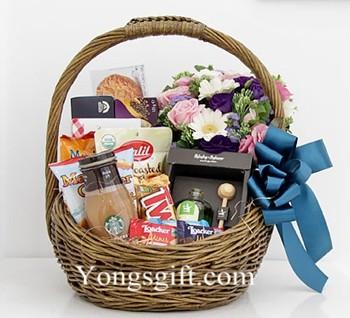 Delightful Gift Hamper to South Korea