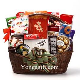 Gourmet and Chocolate Abundance to South Korea-OUT OF STOCK!