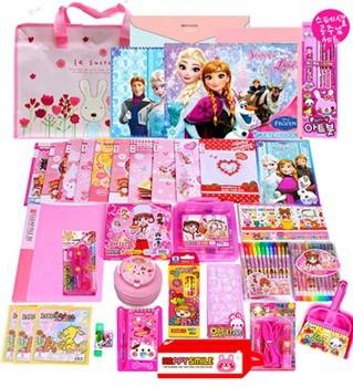 Stationary Gift Set to Korea(age 2-6)