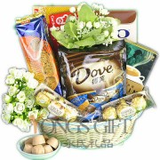 Wonderful Gourmet Gift Basket