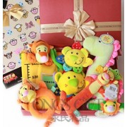 Deluxe Infant Baby Toy Gift Sets