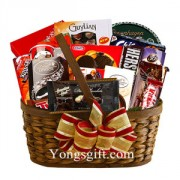 The Festive Gourmet Gift Basket