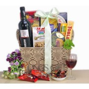 Deluxe One Gift Basket