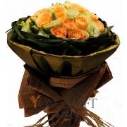 Rosa Champagne Bouquet