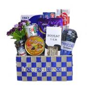 European Taste Gift Basket