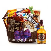 Chivas Regal Deluxe Gift Basket