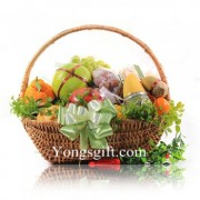 Warmhearted Wishes Fruit Hamper toSouth Korea