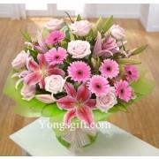 Pink'n Pretty Bouquet