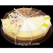 Deluxe Cheese Cake Sampler to Taiwan