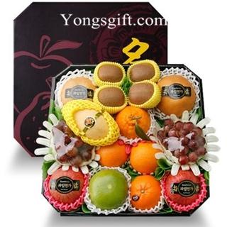 Fruit Gift Set to Korea