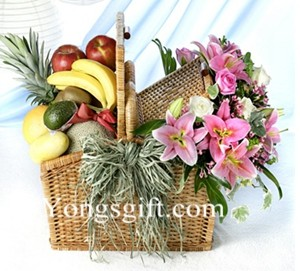 Fruits and Flower Deluxe to Japan