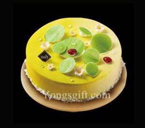 Vanilla And Cream Cake To Taiwan