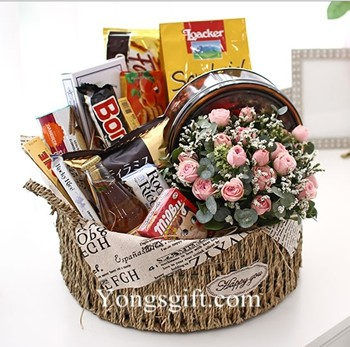 Indulgence Gift Hamper to South Korea