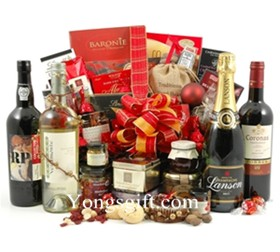 Royal Classic Holiday Hamper