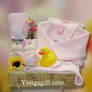 Baby Girl Basket to Japan