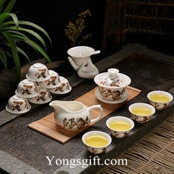 Exquisit Teaware Gift Set to Japan