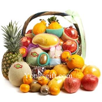 Send Fruit Basket to Taiwan
