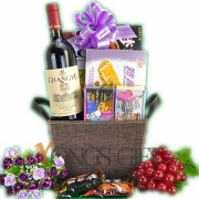 ChangYu Cabernet Wine Basket