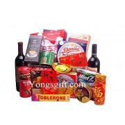 Full Prosperity Wine Duo CNY Hamper