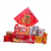 Chinese Harmony Gourmet Gift Basket
