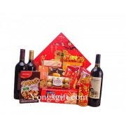 Grand Triple Wine CNY Hamper to Taiwan