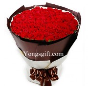 Ultimate Love 100 Red Rose Bouquet