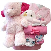 What a Cutie Pie Gift Basket for Girl