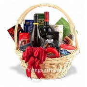 Wonderful Holiday Gift Basket Wine Duo to Taiwan