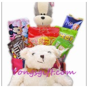 Toy Bears Gift Bag