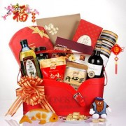 Deluxe Traditional CNY Hamper Customized-01-OUT OF STOCK!