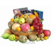 Gourmet Fruit Basket Selection