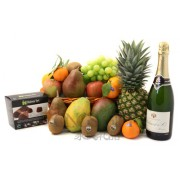Champagne and Fruit-OUT OF STOCK!