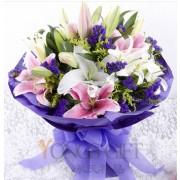 Make a Wish Birthday Lilies