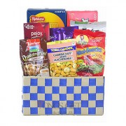 Snack Lover's Gift Basket