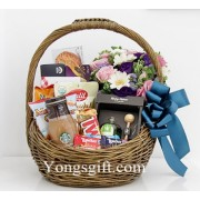 Delightful Gift Hamper to South Korea