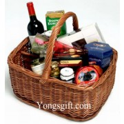 Gourmet Wine Gift Basket
