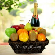 Champagne Fruit to Japan
