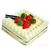 8 Inch Suqare Cake to China