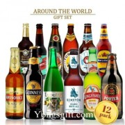Around The World Beer Colletion to Japan