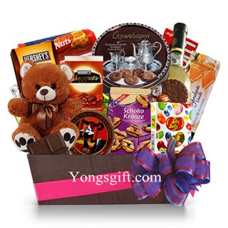 Send Gifts To Hong Kong And Gift Baskets Delivery HK
