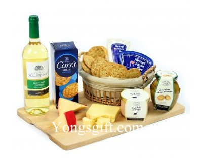 Cheese and Wine to Japan